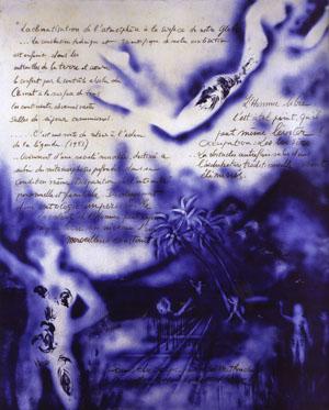 ANT 102, Yves Klein