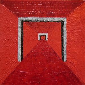 Le corridor rouge